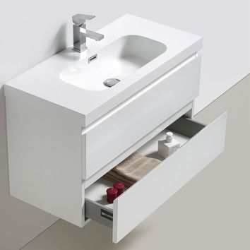 meuble de salle de bain en ligne livraison a domicile. Black Bedroom Furniture Sets. Home Design Ideas