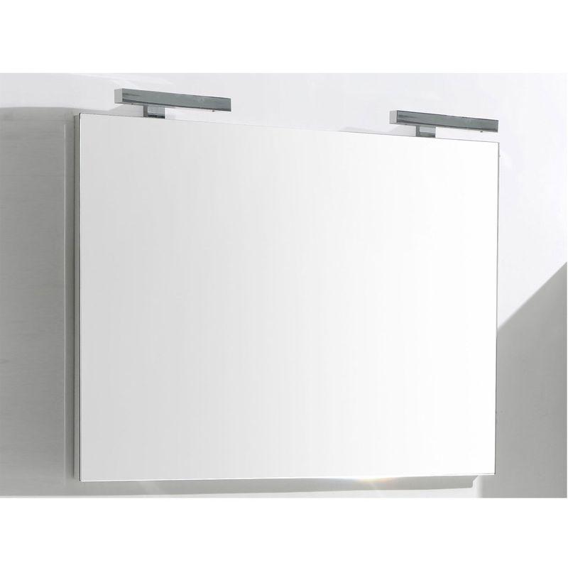 Applique fixer happy pour miroir de salle de bains for Grande applique salle de bain