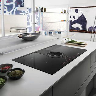 revendeur cc68b f6aa3 Plaque de cuisson avec hotte intégrée Elica NIKOLATESLA HP - Recyclage