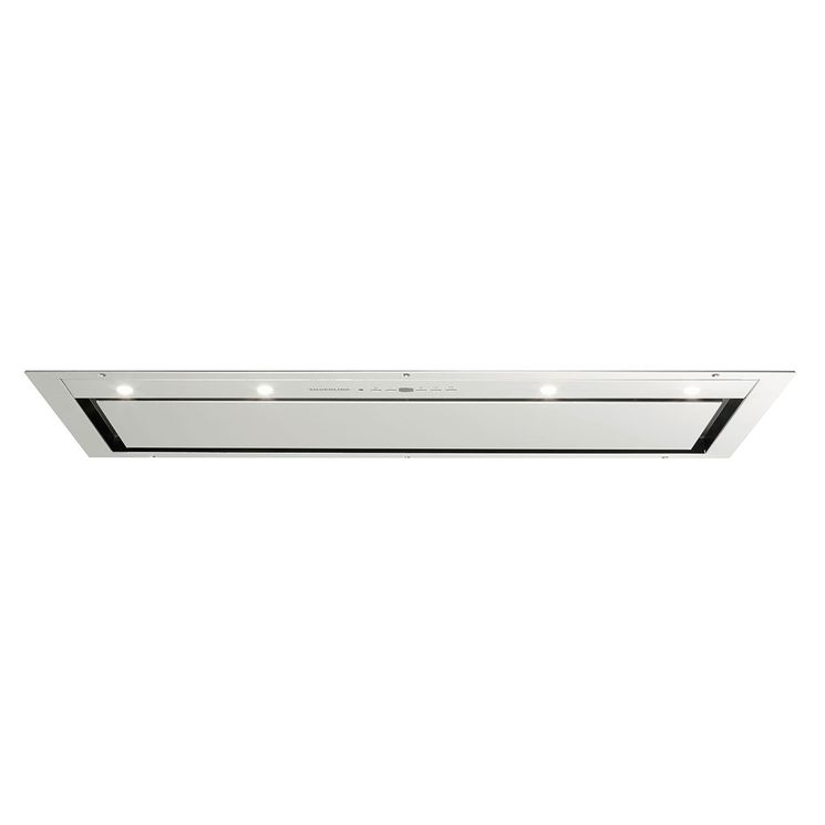 Hotte cuisine encastrable Silverline GHOST inox
