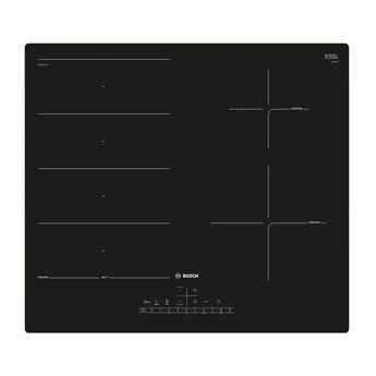 Plaque induction noir Bosch PXE611FC1E