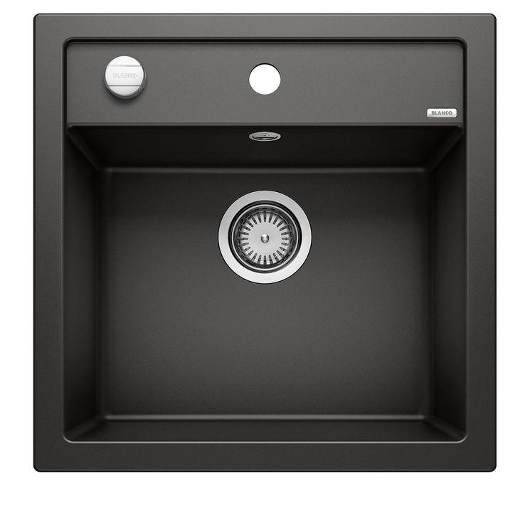 Evier granit noir BLANCO DALAGO 5 1 bac